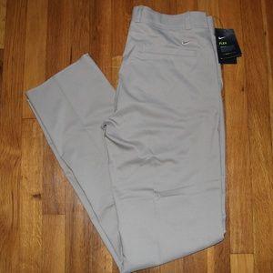 NEW Nike Essential Flex Golf Pants Men's 31 Khaki